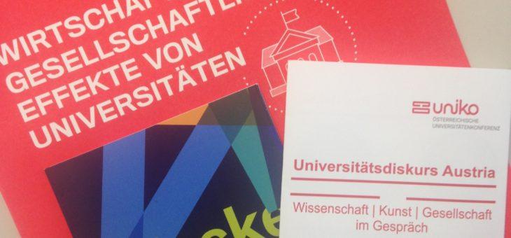 Universitätsdiskurs – Zum Für und Wider von Open Science und Citizen Science